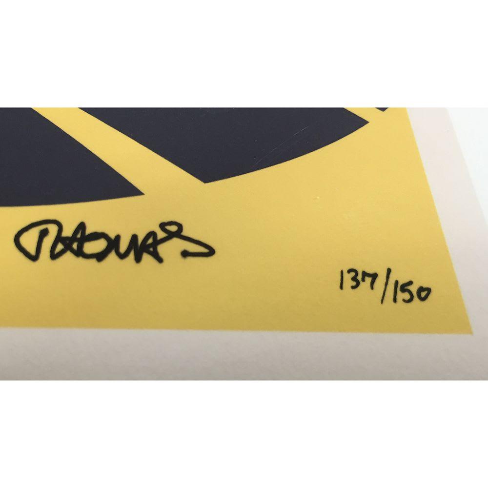 ジャック バイ スピーダー[STARWARS/スターウォーズアート] エディションナンバー入り(エディションナンバーは選べません)