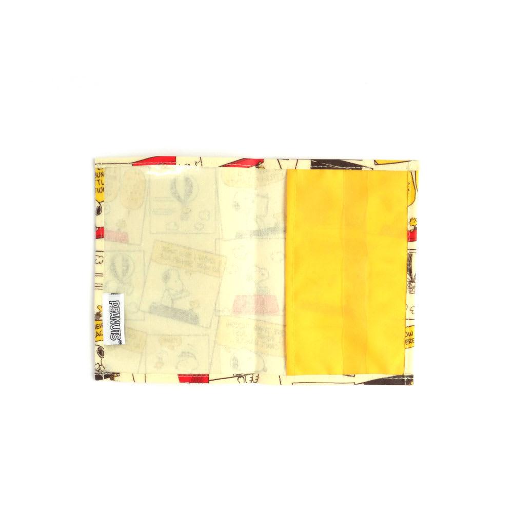 SNOOPY(スヌーピー)/ストーリー柄 パスポートカバー|PEANUTS