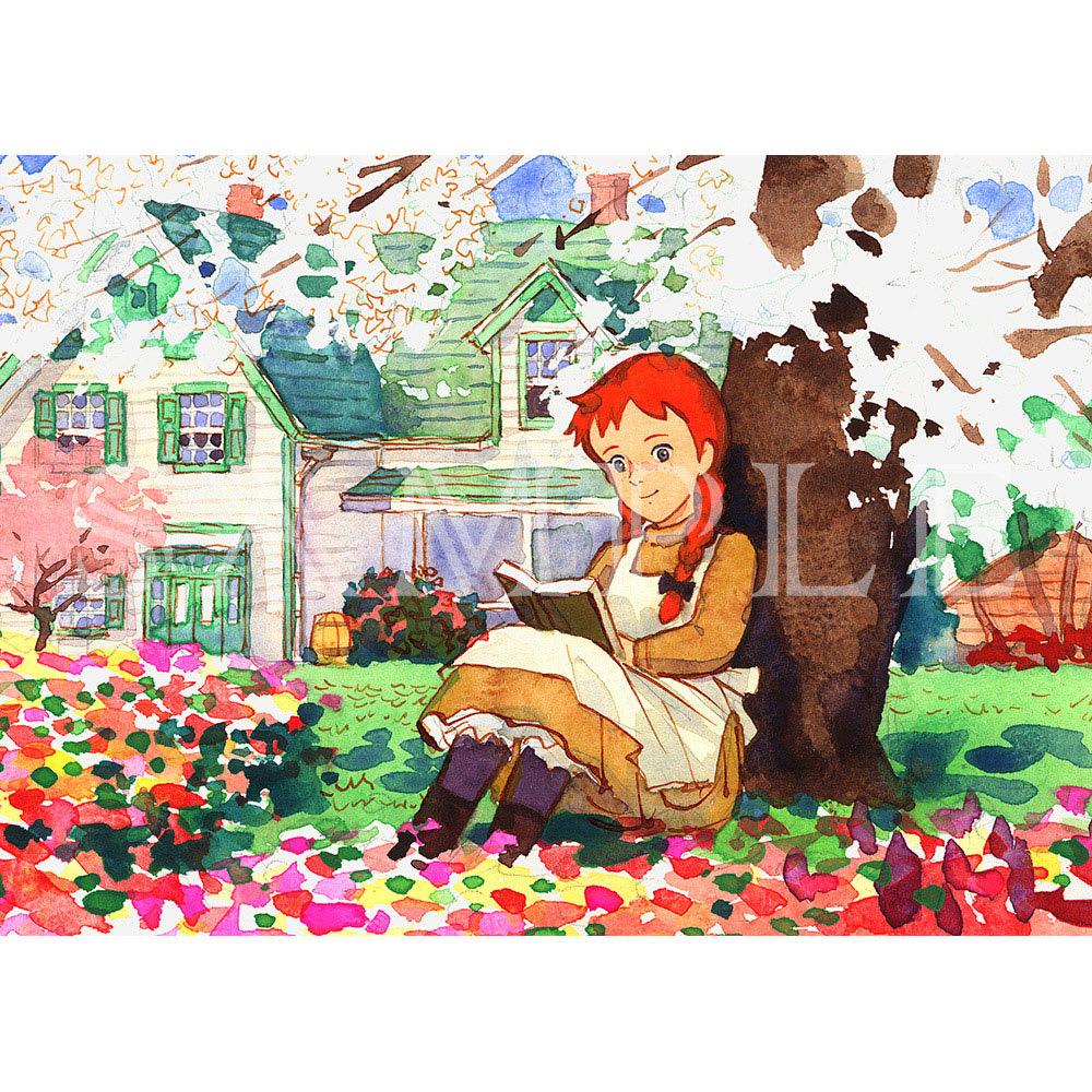 赤毛のアン/花咲く季節