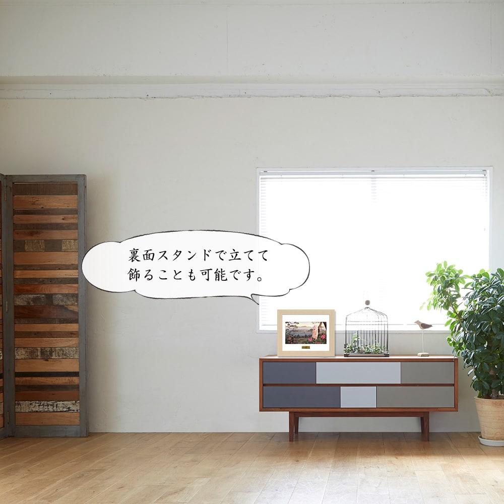 「この世界の片隅に」椿 お部屋に飾ったイメージ