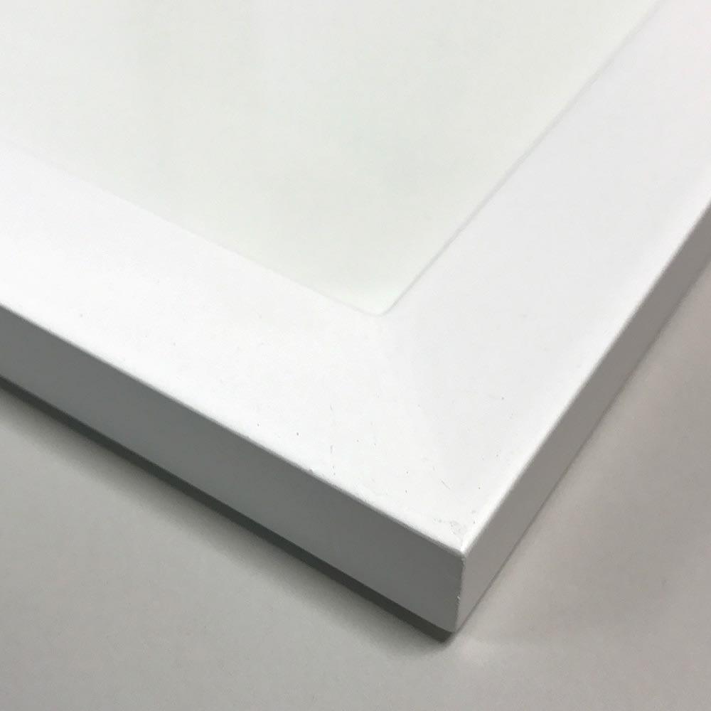 「この世界の片隅に」ありがとう シンプルなホワイト(樹脂)フレーム