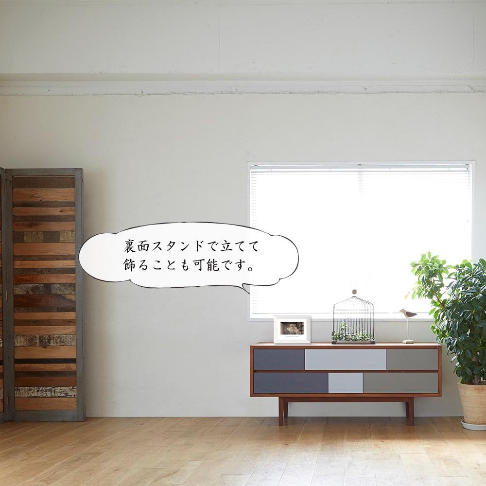 「この世界の片隅に」みんなが笑うて お部屋に飾ったイメージ