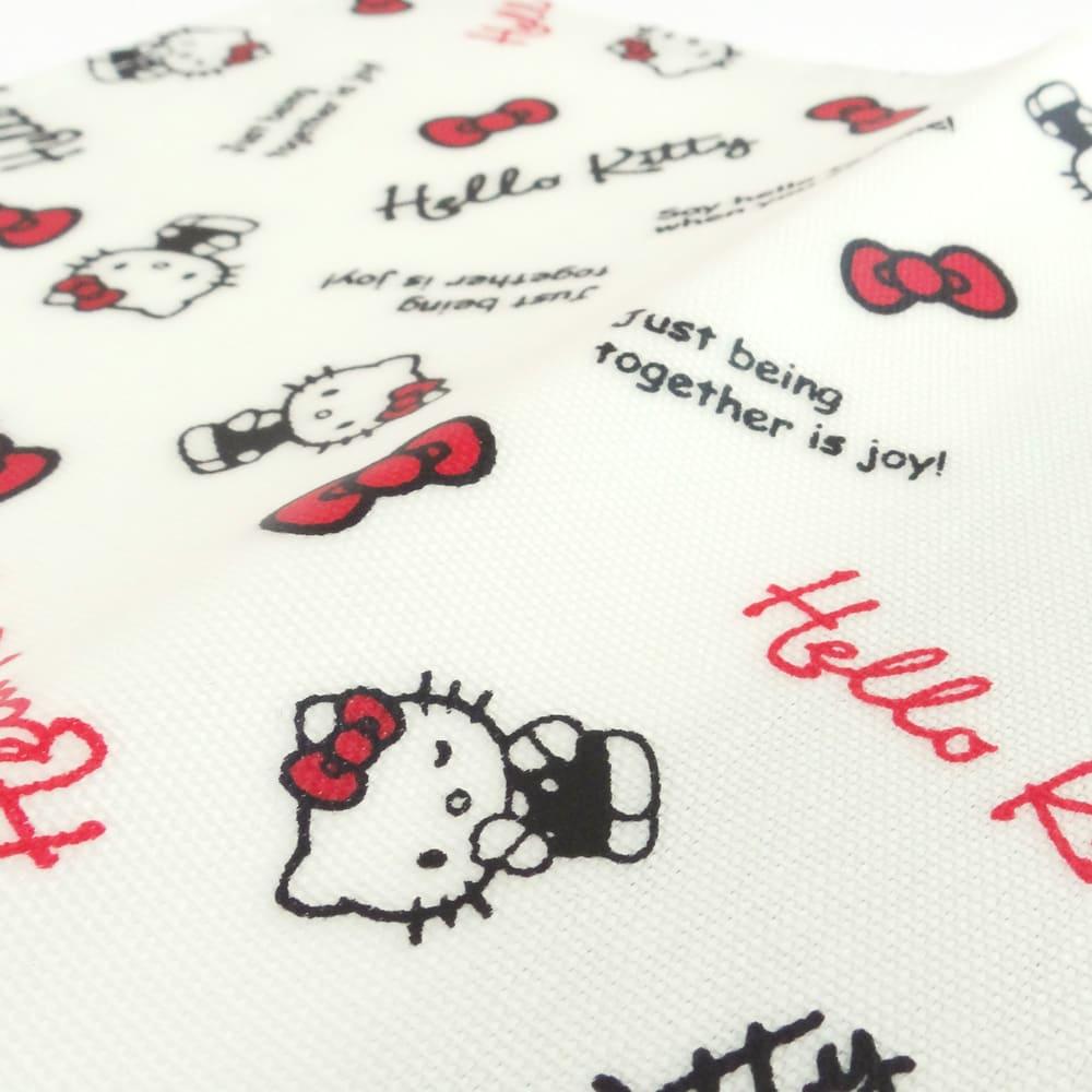 Hello Kitty(ハローキティ)/スタンダードロゴ柄 パスポートカバー
