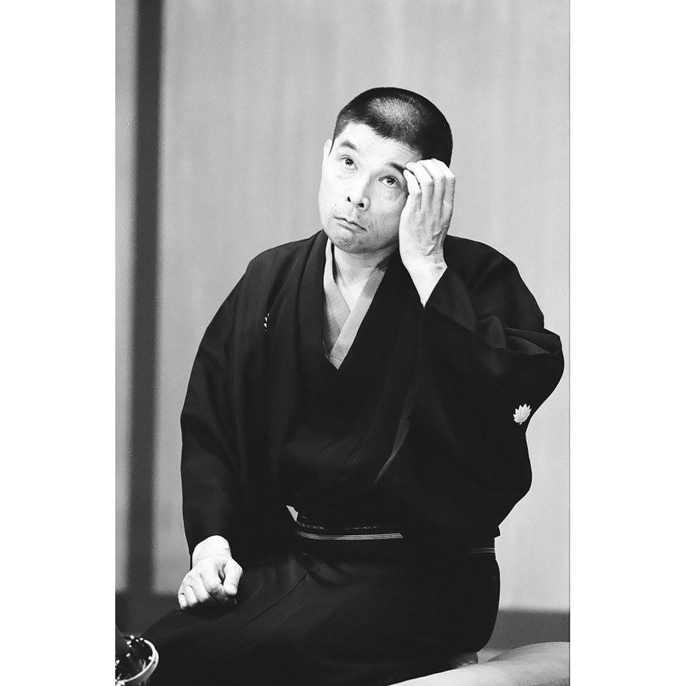 柳家小三治 まくら全集 CD5枚組|落語 写真:横井洋司