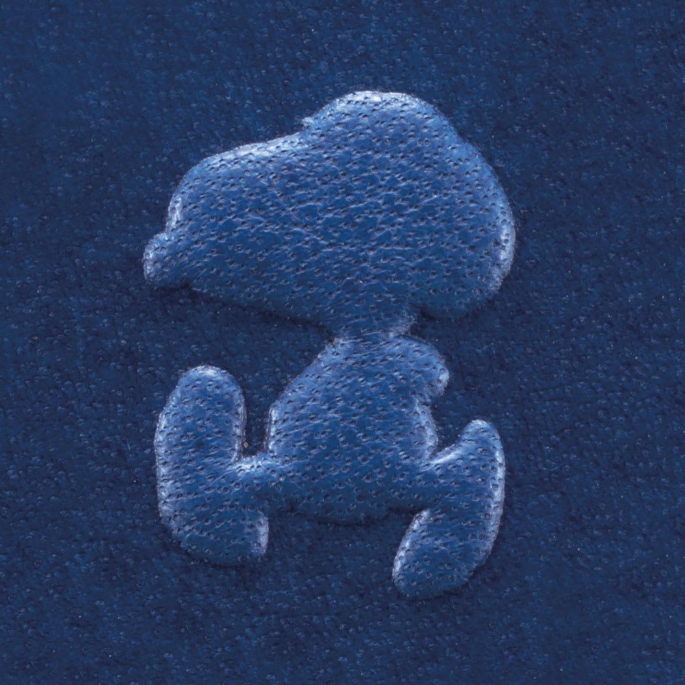 SNOOPY(スヌーピー)/しあわせのジャパンブルー 阿波藍長財布|PEANUTS