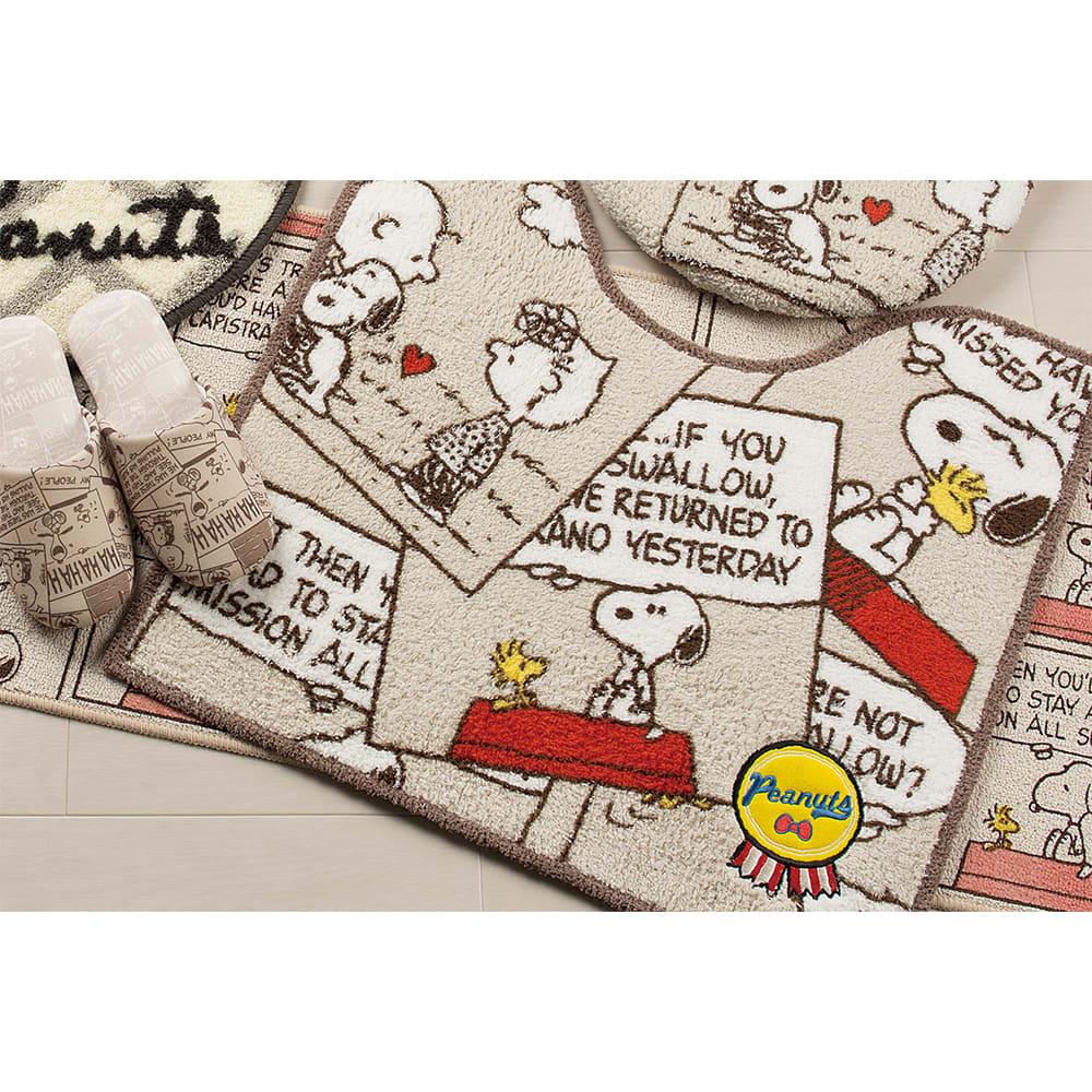 SNOOPY(スヌーピー)/ピーナッツコミックペーパーホルダーカバー PEANUTS ※同じシリーズの商品画像です。