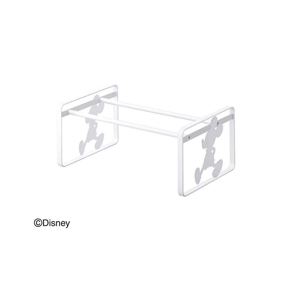 伸縮靴ラック1段 おさんぽミッキー|Disney(ディズニー)