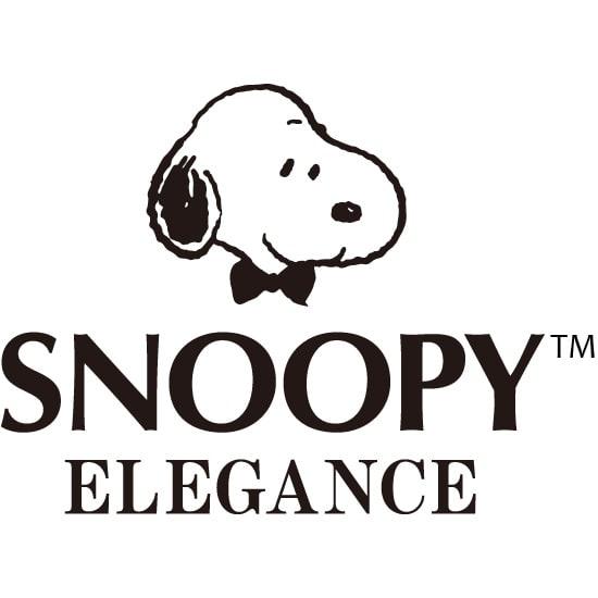 SNOOPY(スヌーピー)/幸せづくしリバーシブルトート スヌーピーを愛する大人のためのラグジュアリーブランド「スヌーピー・エレガンス」