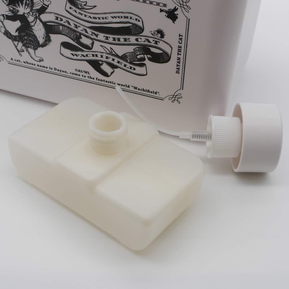 わちふぃーるど/ルテラロール SHOWTIME 除菌用アルコールタンク