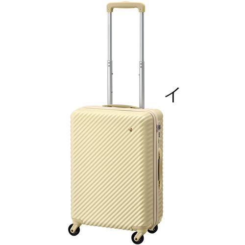 ACE HaNT(ハント)機内持込サイズ対応 スーツケース 33L 2.7kg (イ)アイボリー
