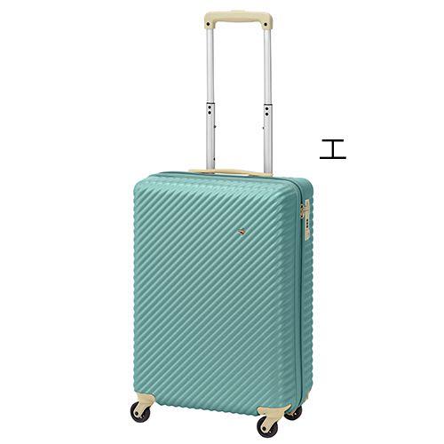 ACE HaNT(ハント)機内持込サイズ対応 スーツケース 33L 2.7kg (エ)ブルー  *画像は47Lタイプを使用しています。