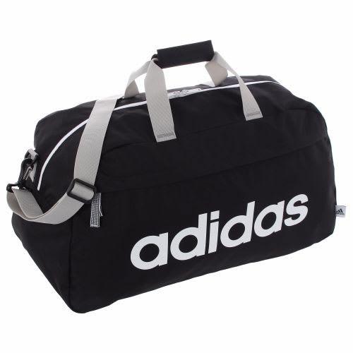 adidas(アディダス)/ボストンバッグ (ア)ブラック