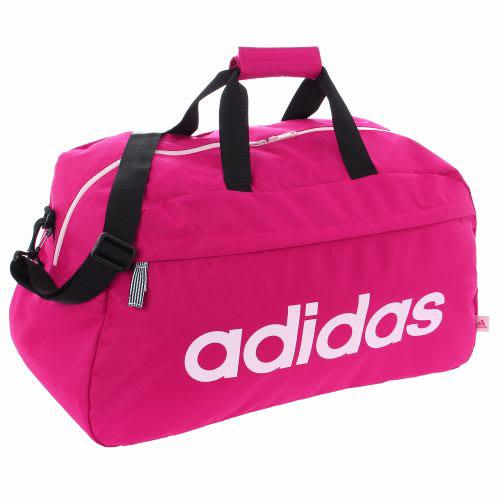 adidas(アディダス)/ボストンバッグ (エ)ピンク