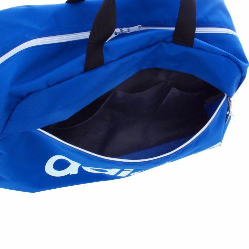 adidas(アディダス)/ボストンバッグ 荷物の整理に便利な前ポケット