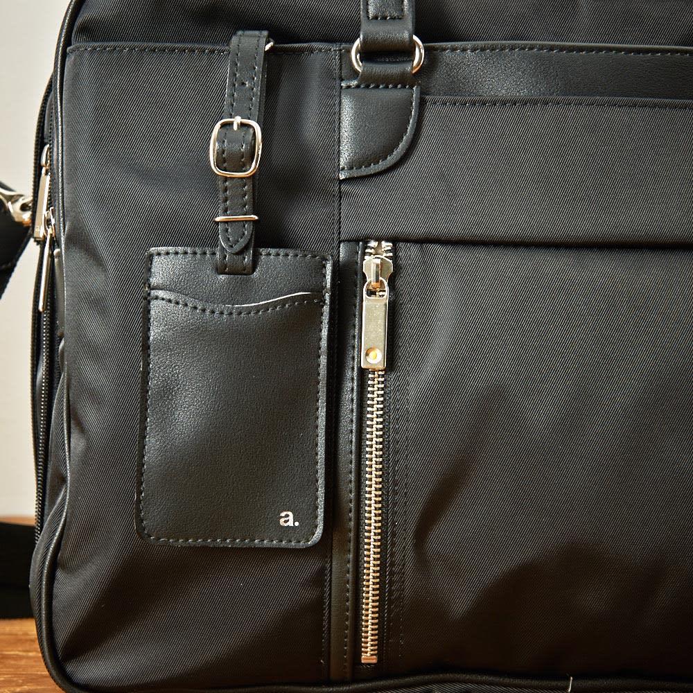 ace.GENE(エース ジーン)/ビエナ エキスパンド機能付 ビジネスバッグ パスケース付き(着脱可)