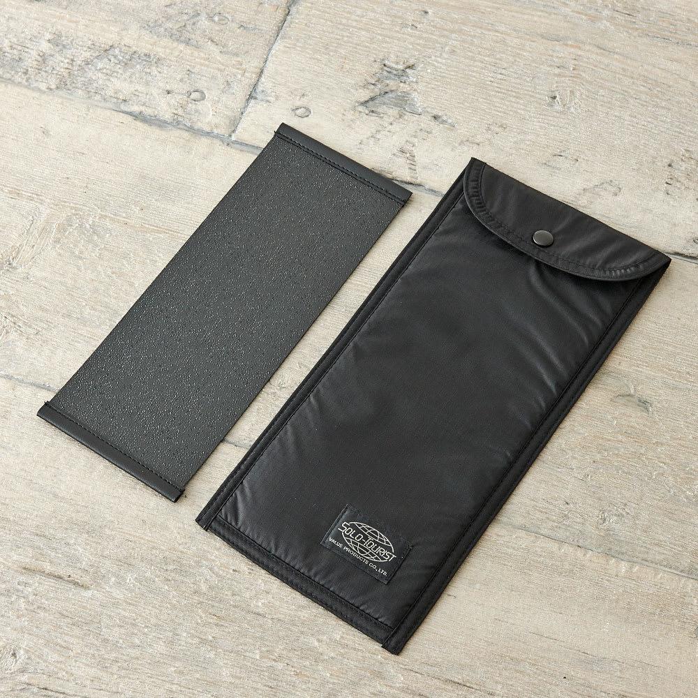 SOLO TOURIST(ソロツーリスト)/ネクタイケース ネクタイを巻きつける中板(プラスチック製、10cm×30cm)