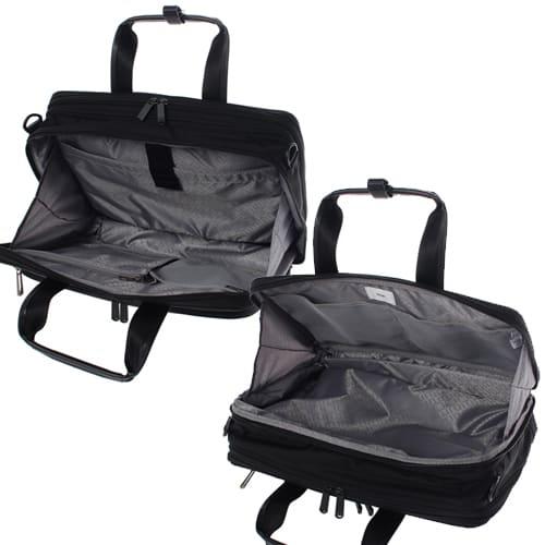 ace.GENE(エース ジーン)/フレックスライトフィット 軽量2気室ビジネスバッグ 内装
