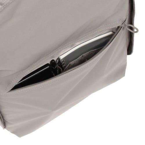 ace.(エース)/スポーベル A4対応リュック 17L 小物類をすぐに取り出しやすい正面ポケット