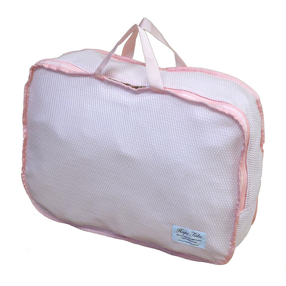 ランジェリーメッシュバッグ (イ)ピンク/Mサイズ