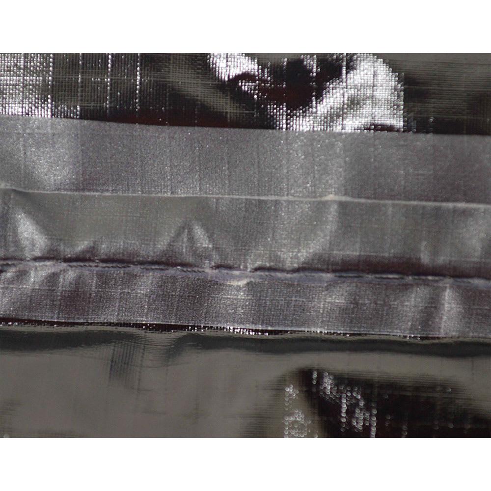 SOLO TOURIST(ソロツーリスト)/プルーフ巾着2枚セット 縫い目から水漏れを防ぐ目止めテープ加工。