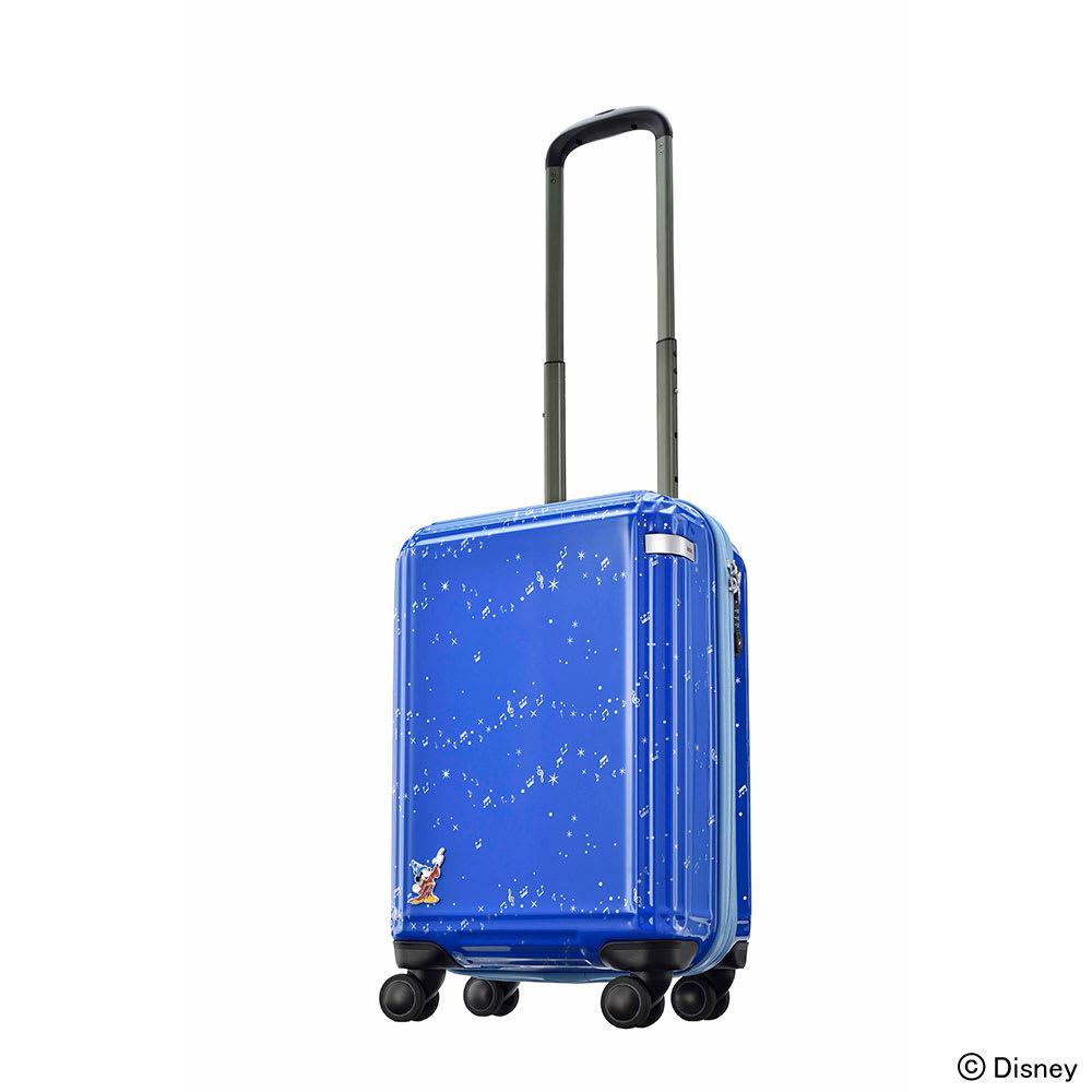 ace.ディズニー映画『ファンタジア』スーツケース (イ)ブルー/32L