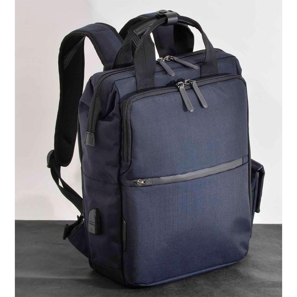 エンドー鞄/NEOPRO(ネオプロ) CONNECT ダレスパック|リュック (イ)ネイビー