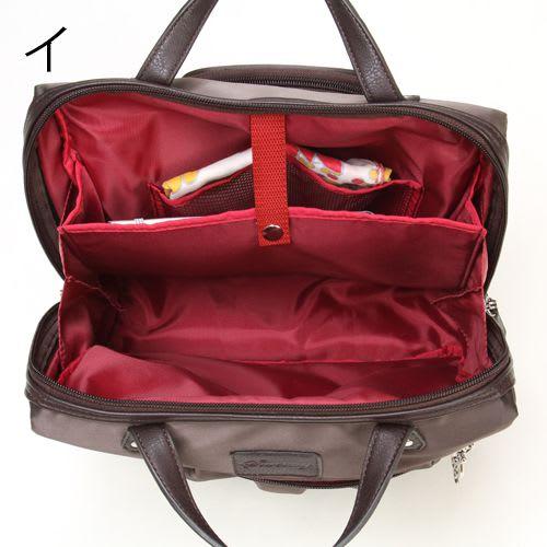 SWANY(スワニー)/支えるバッグ クレーペ 四輪ストッパー付き 約7L 2kg 内装