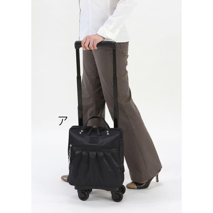 SWANY(スワニー)/支えるバッグ クレーペ 四輪ストッパー付き 約7L 2kg (ア)使用イメージ