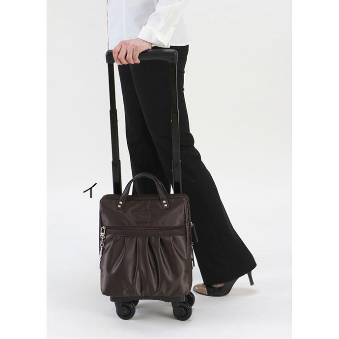 SWANY(スワニー)/支えるバッグ クレーペ 四輪ストッパー付き 約7L 2kg