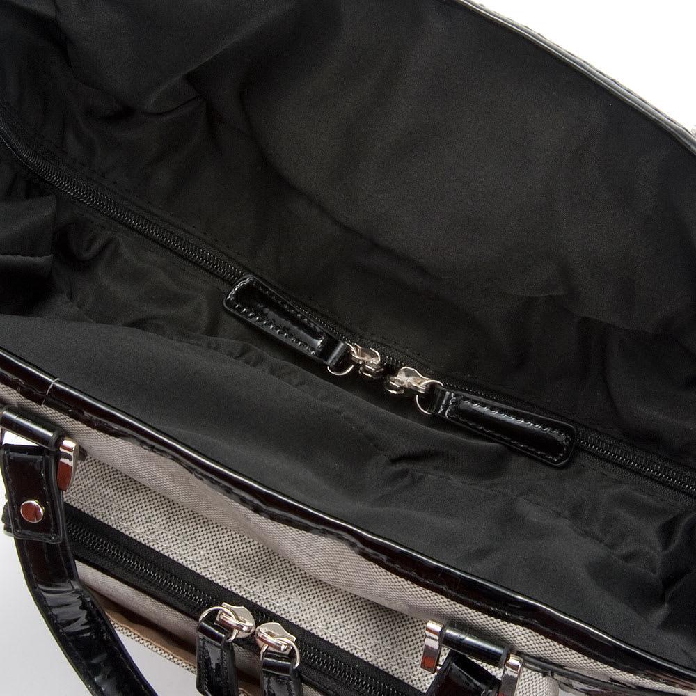 SWANY(スワニー)/支えるショッピングキャリーバッグ モノグラーモ・C M18 ファスナー付き