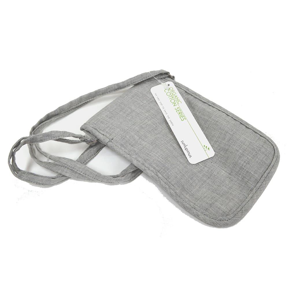 地球の歩き方×たかのてるこ 旅袋 ネックタイプ (ア)グレー