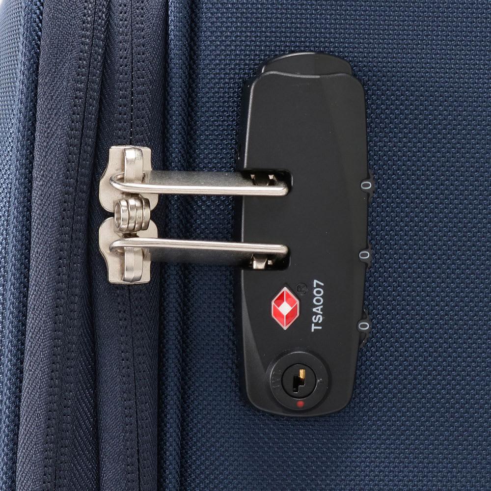 WORLD TRAVELER(ワールドトラベラー)/コーモス 多機能トローリー 35L TSA対応のダイヤルロック