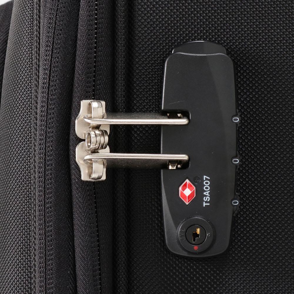 WORLD TRAVELER(ワールドトラベラー)/コーモス 多機能トローリー 62L TSA対応のダイヤルロック