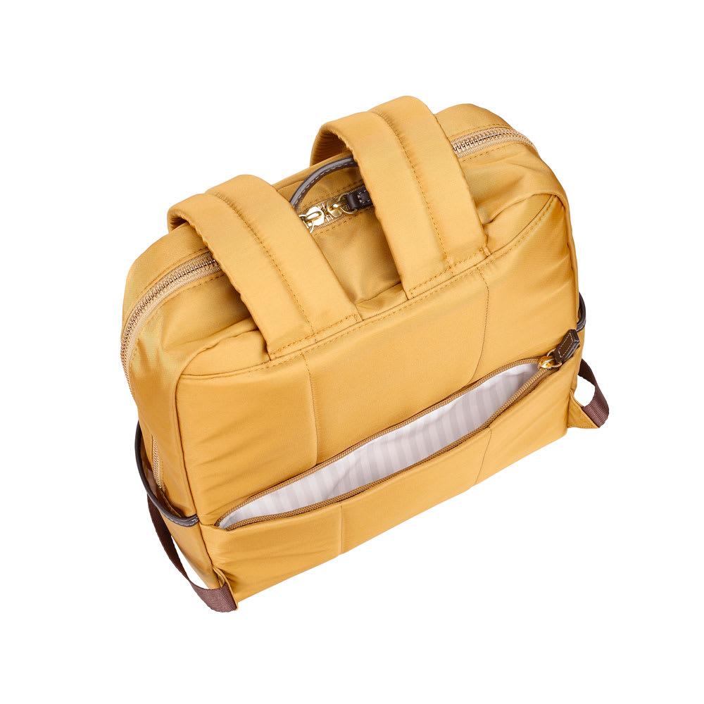 MACKINTOSH PHILOSOPHY(マッキントッシュ フィロソフィー)/リュックサック 貴重品の管理に便利な背面ポケット