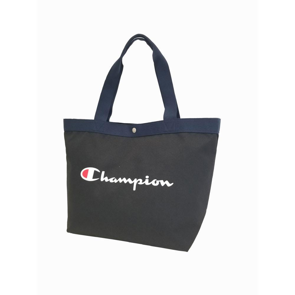 Champion(チャンピオン)/B4サイズトートバッグ(大) (ア)ブラック