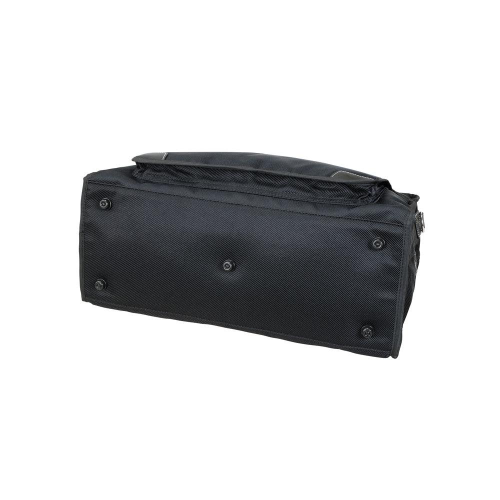 St.Michael(セントミッシェル)/コンフォート ボストンバッグ 直接床に置いても安心の底鋲付き