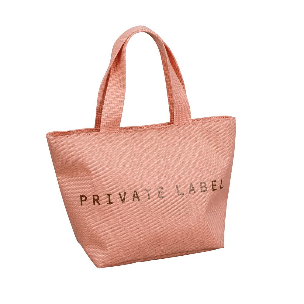 Private Label(プライベートレーベル)/ケリー ミニトートバッグ (カ)コーラルピンク