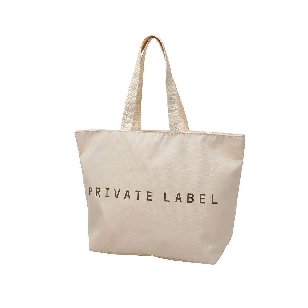 Private Label(プライベートレーベル)/ケリーB5サイズトートバッグ(中サイズ) (イ)アイボリー