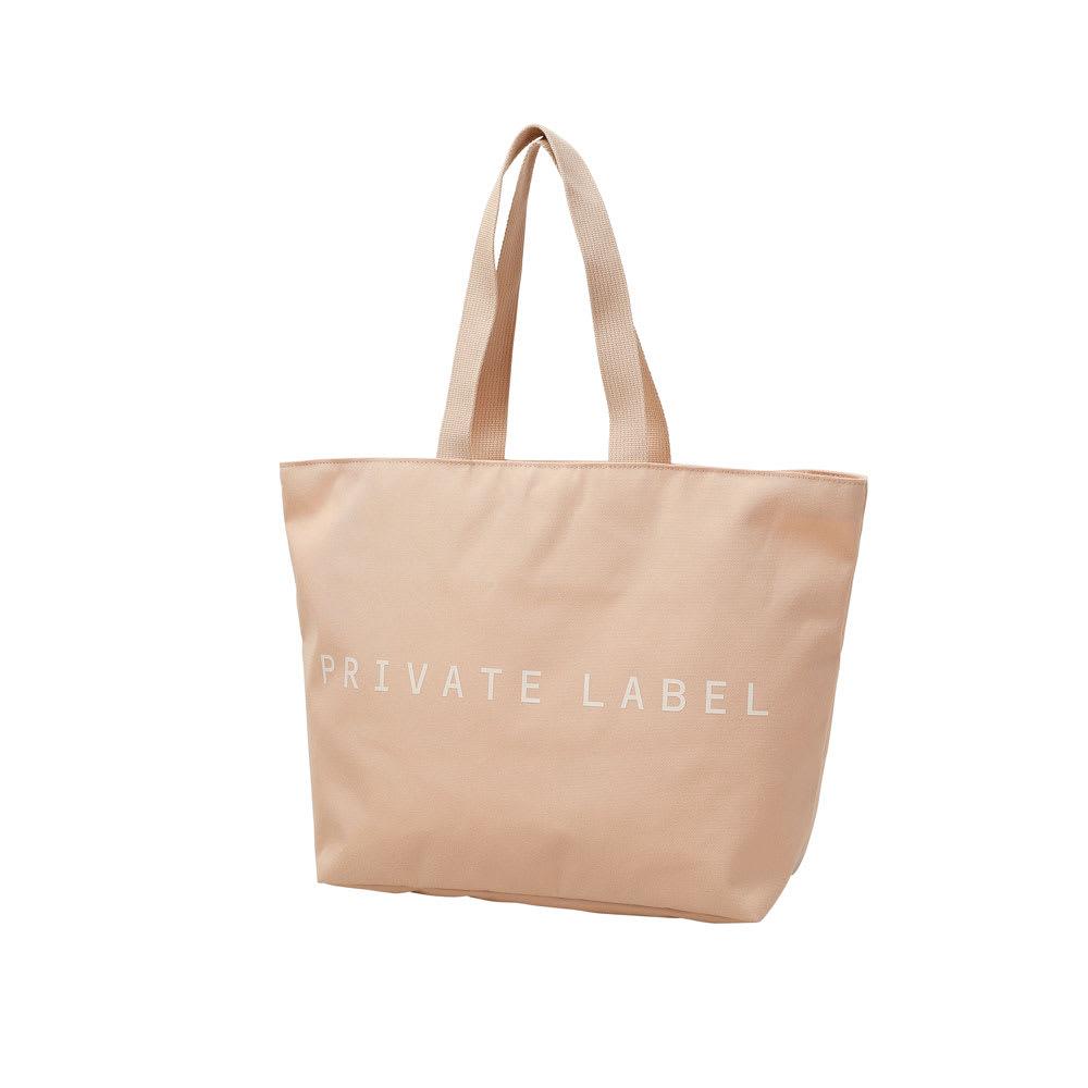 Private Label(プライベートレーベル)/ケリーB5サイズトートバッグ(中サイズ) (ウ)ピンクベージュ