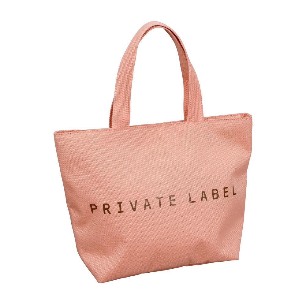 Private Label(プライベートレーベル)/ケリーB5サイズトートバッグ(中サイズ) (カ)コーラルピンク