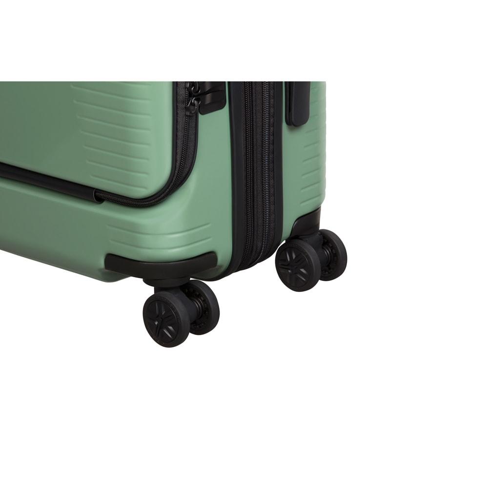 WORLD TRAVELER(ワールドトラベラー)/プリマス 1~3泊用スーツケース 走行音を抑えた静音キャスターを採用