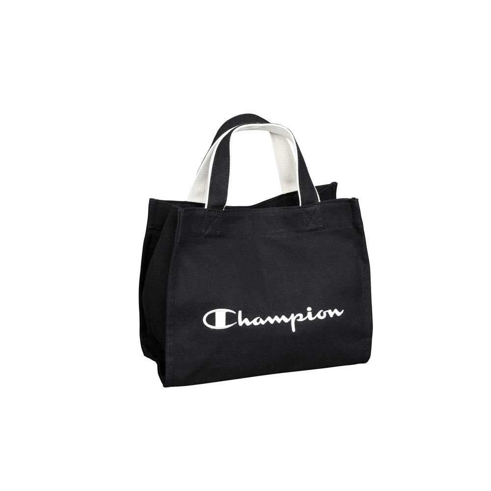 Champion(チャンピオン)/ヒューイ ミニトートバッグ (ア)ブラック