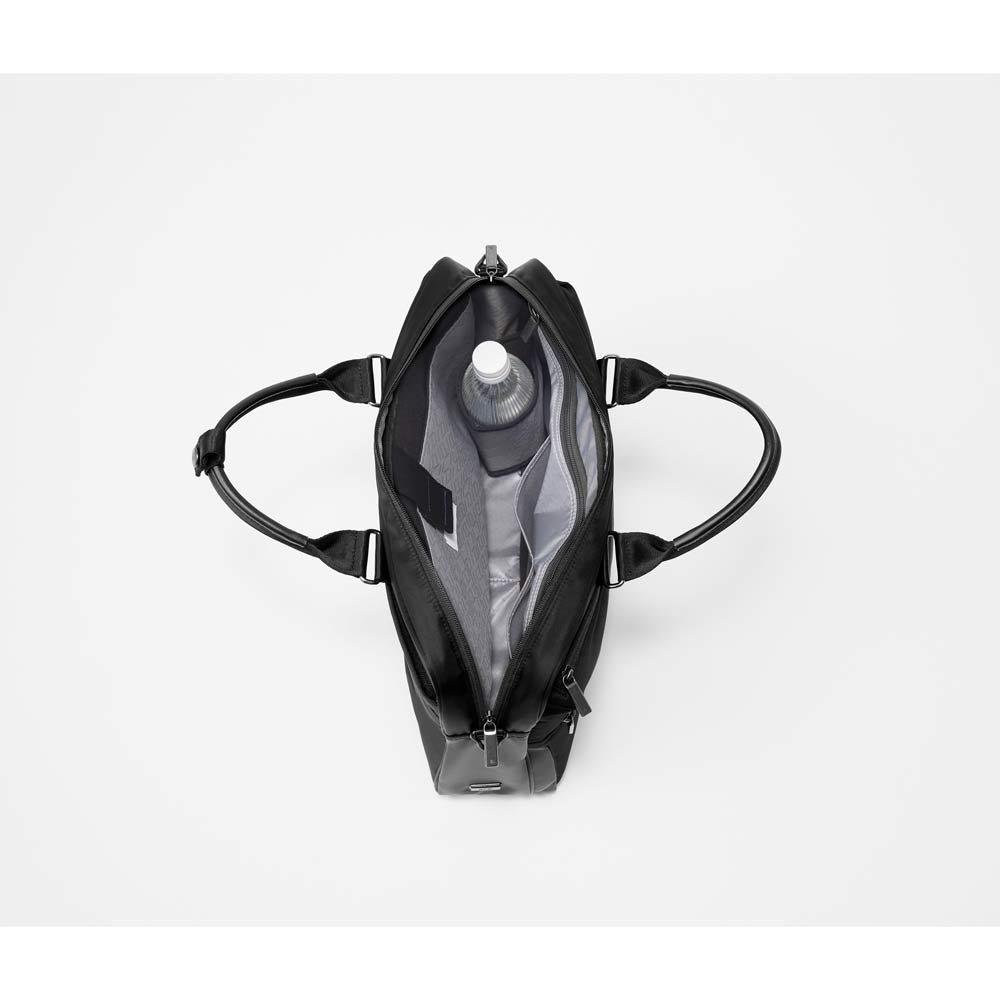 ace.GENE(エース ジーン)/B4&PC対応 ビジネスバッグ  ペットボトル収納を備えた内装
