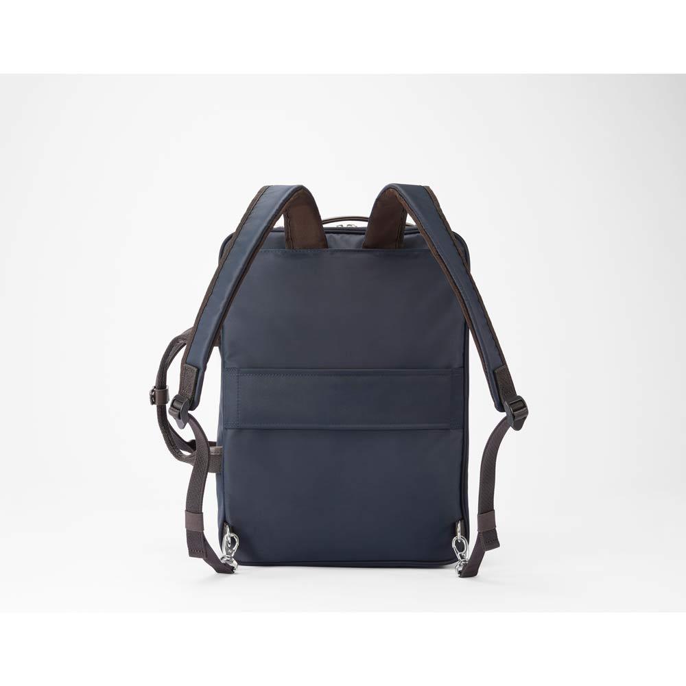 ace.GENE(エース ジーン)/ビエナ2 毎日の通勤に ビジネススタイルにも使いやすい3WAY仕様ビジネスバッグ 背面