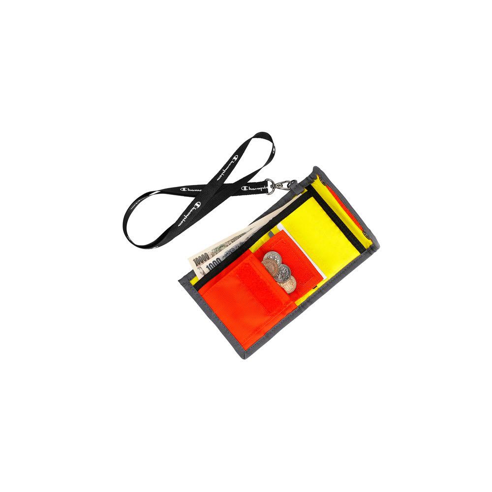 Champion(チャンピオン)/ベネディクト 二つ折り財布 内装