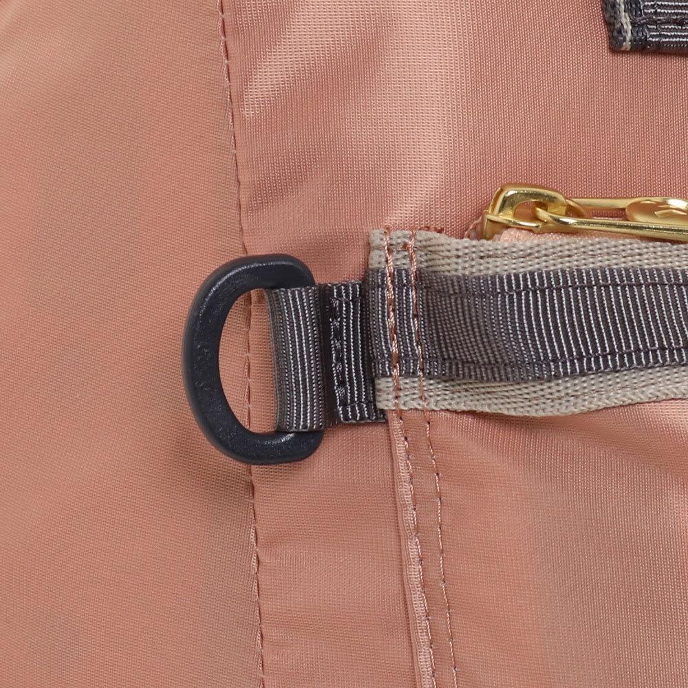 WORLD TRAVELER(ワールドトラベラー)/キャリーバッグ 様々な用途で使えるDカン付き