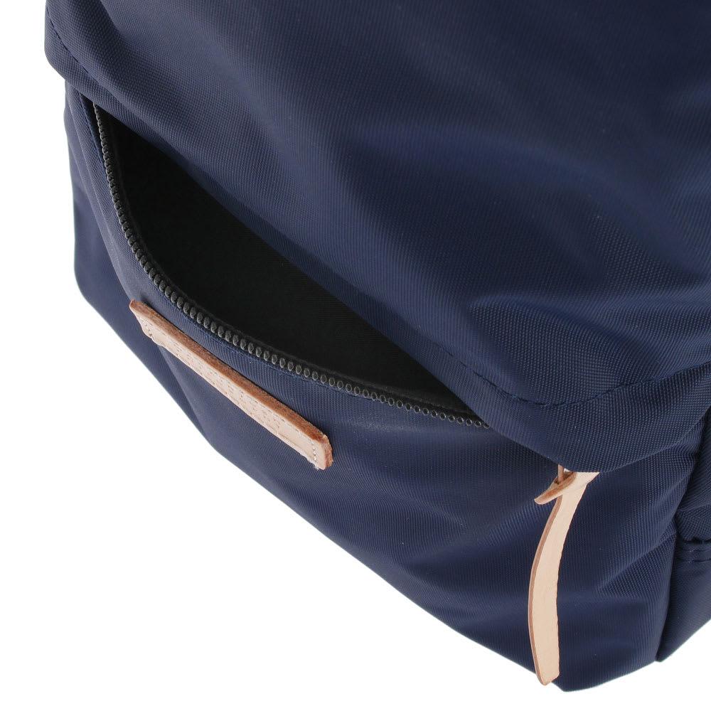 MACKINTOSH PHILOSOPHY(マッキントッシュ フィロソフィー)/アソール ワンショルダーバッグ さっと取り出したい小物の収納に便利な前面ポケット