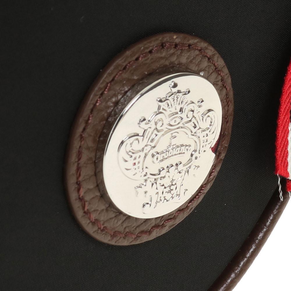 Orobianco(オロビアンコ)/2WAYショルダーバッグ ブランドを象徴するメタルパーツ
