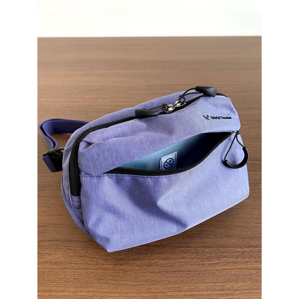 WORLD TRAVELER(ワールドトラベラー)/ヴェガ ウエストポーチ 抗菌ポケット