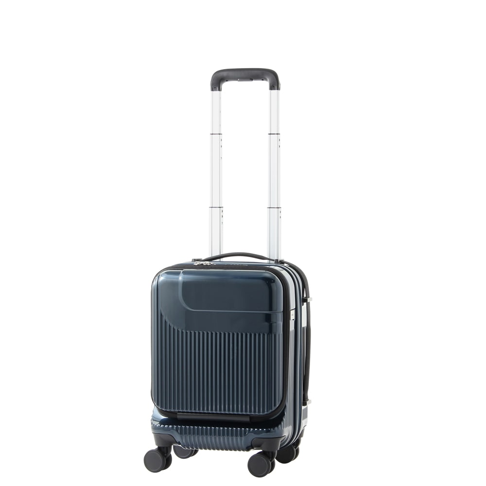 ace.(エース)/ロカベル 小型コインロッカーに入るスーツケース 21L (イ)ネイビー